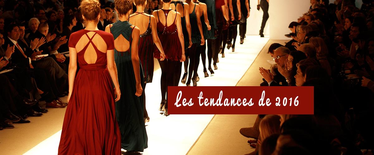 Tendance chaussures 2016