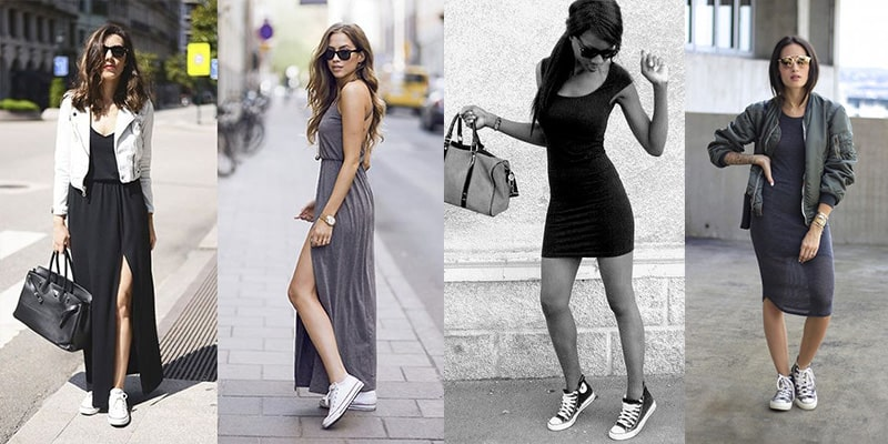 robe converse fille