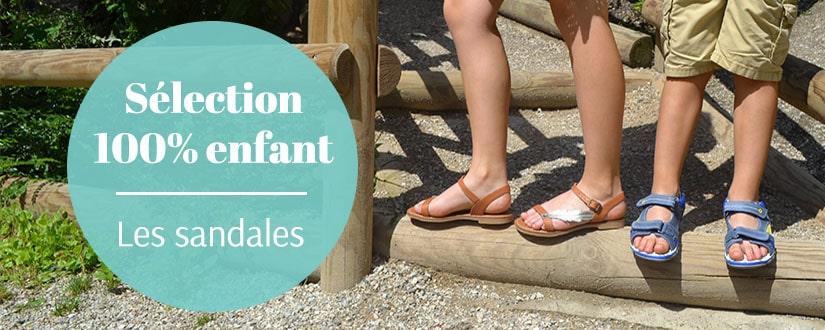 b689e8bd5922 La chaussure idéale pour les enfants l été   la sandale ! - La ...
