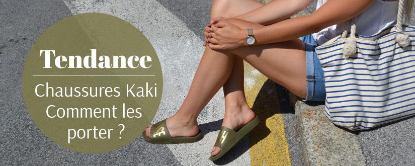 chaussures-kaki-tendance