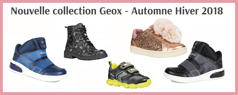 chaussures geox collection.2017