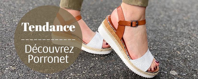 Sandales femme Porronet