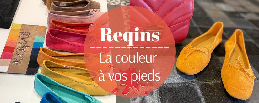 Reqins - La couleur à vos pieds