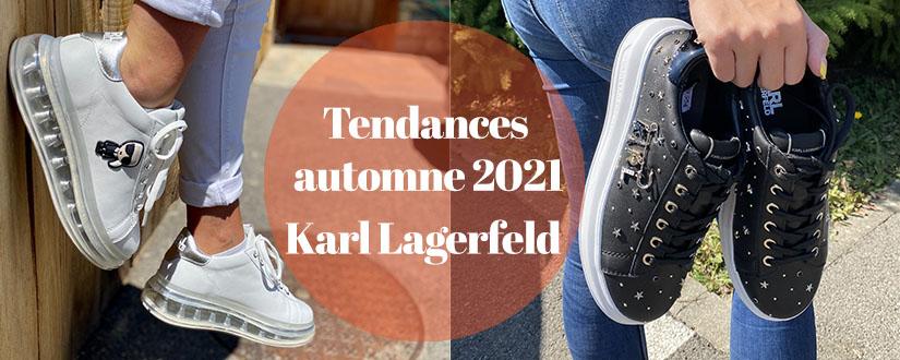 Tendances 2021 Karl Lagefeld